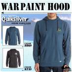 QUIKSILVER クイックシルバー セール オススメ メンズ  スウェット パーカ オールドサーフ 人気ブランド WAR PAINT HOOD GQYFT03014