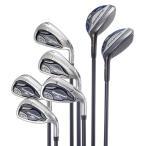 キャロウェイ Callaway Steelhead XR ユーティリティ アイアン コンボセット カーボンシャフト 7本 4H、5H、6〜9I、PW ゴルフ メンズ golf5