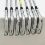 ミズノ MIZUNO 7本セット 中古 MP-69 アイアン 4〜9、PW S200 Dynamic Gold スチールシャフト メンズ ゴルフ golf5