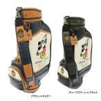 ディズニー ミッキーマウス キャディバッグ 9型 DN-0B1007CB メンズ ゴルフ golf5
