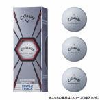 キャロウェイ CHROME SOFT X トリプルトラック (0228698841) 1スリーブ(3球入) ゴルフ 公認球 Callaway クロムソフトx