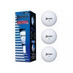 スリクソン AD333 ホワイト 1スリーブ 3球入 SNAD7WH3 ゴルフ 公認球 SRIXON