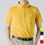 キャロウェイ メンズ ゴルフ 半袖シャツ カノコワイドカラーシャツ 7257529 Callaway outlet