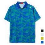 ブリヂストン メンズ ゴルフ 半袖シャツ FGM17A BRID