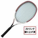 ヨネックス YONEX 張り上がり 硬式テニスラケット RQGROAG ガット付き 硬式