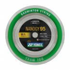 ヨネックス バドミントン ストリング ロールガット ナノジー95 NBG95-1 NBG95-1 YONEX