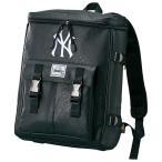 New York Yankees ニューヨークヤンキース リュック バックパック 容量/22L : ブラック×ホワイト NY MBBK61B/B ディパック