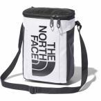 2021春夏 ノースフェイス BC Fuse Box Pouch BCヒューズボックスポーチ ホワイト×ブラック NM82001 WK トレッキング ショルダーバッグ THE NORTH FACE