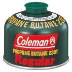 Coleman コールマン 純正LPガス燃料[Tタイプ] 230g(5103A230T)