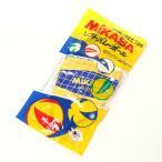 ミカサ ソフトバレーボール 一般用 試合球 バレーボール イエロー×ブルー MS-M78-YBL  MIKASA