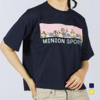 ファインプラス レディース 半袖Tシャツ ミニオンズレディース応援ドライTシャツ 22843027 スポーツウェア FINE PLUS
