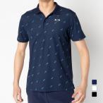 オークリー メンズ 半袖ポロシャツ Enhance SS Polo Graphic FOA400843 スポーツウェア OAKLEY