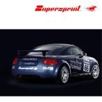 Supersprint スーパースプリント リアマフラー AUDI TT 8N  1.8TURBO '99- (品番762105)