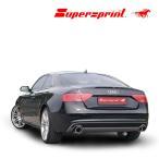 Supersprint スーパースプリント リアマフラーAUDI A5 SPORTBACK/アウディ A5 スポーツバック  2.0TFSI クアトロ '10- (品番767204+767234)
