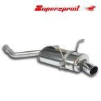 Supersprint スーパースプリント リアマフラー BMW MINI R50/R52 COOPER '02-/COOPER '04-/COOPER CABRIO '04/9- (品番830424)