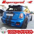 "Supersprint スーパースプリント リアマフラー BMW MINI/ミニ R56/R57 ジョンクーパーワークス  211HP '11/07-/JCW ""GP"" 218HP '13- (品番831626)"