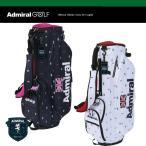 ショッピングキャディバッグ アドミラル ゴルフ スタンド キャディ バッグ 8.5型 46インチ対応 モノグラム ADMG 5SC4 ADMIRAL GOLF 日本正規品  / STAND BAG
