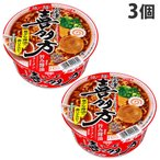 サンヨー サッポロ一番 旅麺 会津・喜多方醤油ラーメン 86g×3個