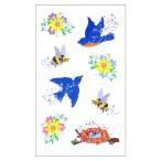 MRS.GROSSMAN'S/ミセスグロスマン Birds and Bees 青い鳥