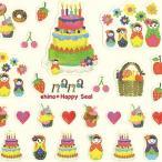 Oriental berry/オリエンタルベリー Happy Smiley Seals マトリョーシカ&スイーツ