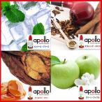 Apollo(アポロ) PG 50% / VG 50% 30ML 電子タバコリキッド 正規品 アメリカ産人気ブランド ニコチンゼロ