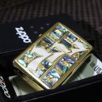 高級ZIPPO シェルジャックポット 777 ゴールド スロットZIPPO キラキラジッポ 両面加工 金 幸運 ジッポ スリーセブン 縁起の良いzippo GOGO ジッポ