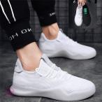 ランニングシューズ メンズ スニーカー メッシュ 軽量 通気性 ジョギング 紐靴 歩きやすい 通学 運動会 新春 夏 新作