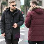 ビジネス ダウンジャケット メンズ ジャケット ダウン 紳士服 暖かい 40代 50代 厚手 防寒着 防風 秋冬 大きいサイズ
