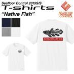 シーフロアコントロール ヘビーウェイトTシャツNative Fish ネイティブフィッシュT-shirts SEAFLOOR CONTROL