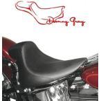 【送料無料】 Danny Gray SPEEDCRADLE ソロシート ソフテイルモデル用 2006年以降FXST、2007年以降FLSTFに適合 ◆ハーレー◆