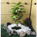 ケヤキの木 (造花 人工観葉植物 インテリア 造園 庭園 坪庭 エクステリア 洋風 和風 100cm)