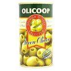 オリコープ グリーンオリーブ 種抜 350g