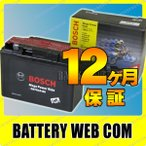 RBTR4A-BS ボッシュ RBTR4A-N バイク バッテリー メガパワーライド YTR4A-BS GTR4A-BS 純正品 BOSCH MegaPowerRide オートバイ 単車 互換 バッテリ-