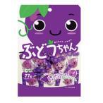【川口製菓】ぶどうちゃん 77g×10袋  グレープキャンデー あめ アメ 飴