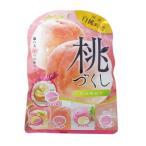 桃づくし キャンデー 85g×1袋  扇雀飴 5種類のもものアソート