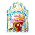ソフトクリームキャンデー 70g×6袋 扇雀飴 飴の形がソフトクリーム バニラ味