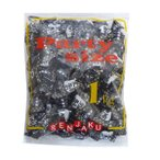 1キロ入り 黒あめ 沖縄産黒砂糖がけ 扇雀飴本舗 黒飴 徳用袋 1kg入  ANAも認めた黒飴