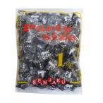 1キロ入り 黒あめ 沖縄産黒砂糖がけ 8袋 扇雀飴本舗 黒飴 徳用袋 1kg入 ANAも認めた黒飴