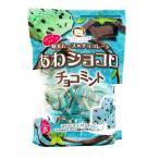 あわショコロ チョコミント 100g×1袋 寒天ムース×チョコミント 津山屋製菓 スイーツ