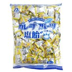 1キロ グレープフルーツ 塩飴×50袋 桃太郎製菓 1kg個装タイプ 代引き不可