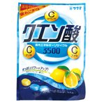 クエン酸キャンデー レモン&ソーダ(袋)【サクマ製菓】