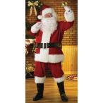 クリスマス サンタクロース 衣装 、コスチューム 大人男性用 SUIT FLANNEL クリスマス
