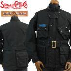 MFSC(Mister Freedom×Sugar Cane)ミスターフリーダム×シュガーケーン MIDNIGHT BLACK JUNGLE CLOTH MULHOLLAND MASTER「SC13596」/アメカジ/メンズ