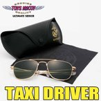 TOYS McCOYトイズマッコイ TAXI DRIVERタクシードライバー AVIATOR SUNGLASSアビエイター サングラスTMA1618/アメカジ/メンズ/