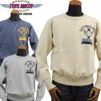 TOYS McCOYトイズマッコイ ミリタリースウェットシャツMILITARY SWEAT SHIRT AAF「511TH BALL BOYS」TMC1669/アメカジ/ミリタリー