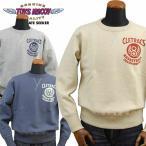 TOYS McCOYトイズマッコイ ミリタリースウェットシャツMILITARY SWEAT SHIRT 8TH AF「CLETRACS」TMC1671/アメカジ/ミリタリー