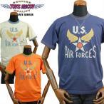 TOYS McCOYトイズマッコイ ミリタリーTシャツU.S.AIR FORCES「JONES FIELD」TMC1725