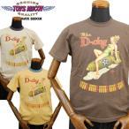 トイズマッコイ TOYS McCOY ミリタリーTシャツ「Miss. D-DAY」TMC2141