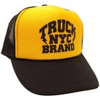 TRUCK BRAND BRONX MESH CAP(ブロンクスメッシュキャップ) ブラックXゴールド