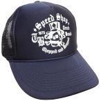 TRUCK BRAND SPEED MESH CAP(スピードメッシュキャップ) ネイビー